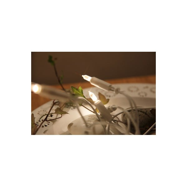 Lampki   choinkowe Best Season Lightchain Warm White, 35 światełek