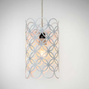Lampa sufitowa Cut Out White