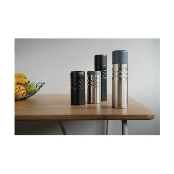 Czarny kubek termiczny XD Design Mosa,300ml