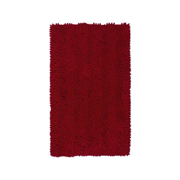 Zestaw 2 dywaników łazienkowych Surface Bordeaux