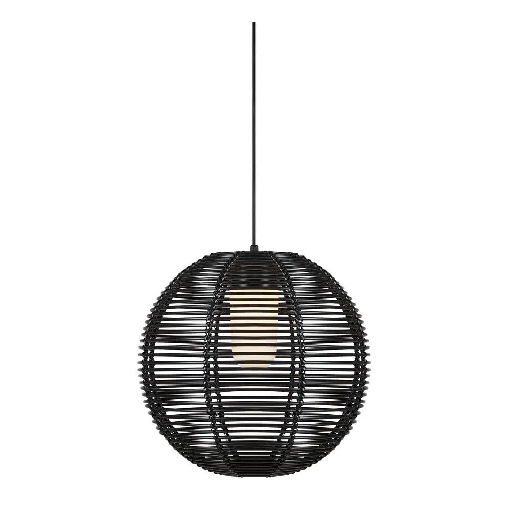 Czarna lampa wisząca Markslöjd Sage Pendant 1L