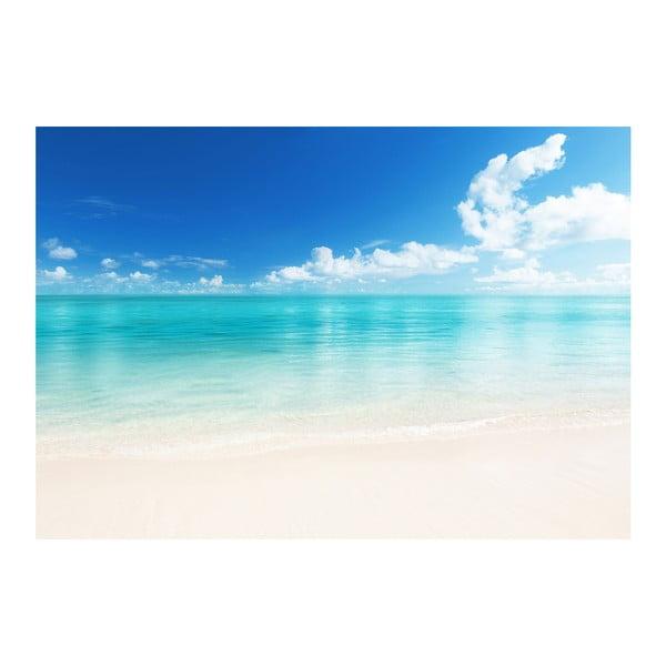 Wielkoformatowa tapeta Plaża, 366x254 cm