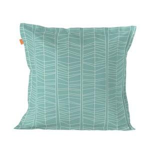 Bawełniana poszewka na poduszkę Blanc Butterflies, 60x60 cm