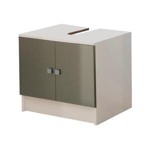 Beżowa szafka pod umywalkę 13Casa Click