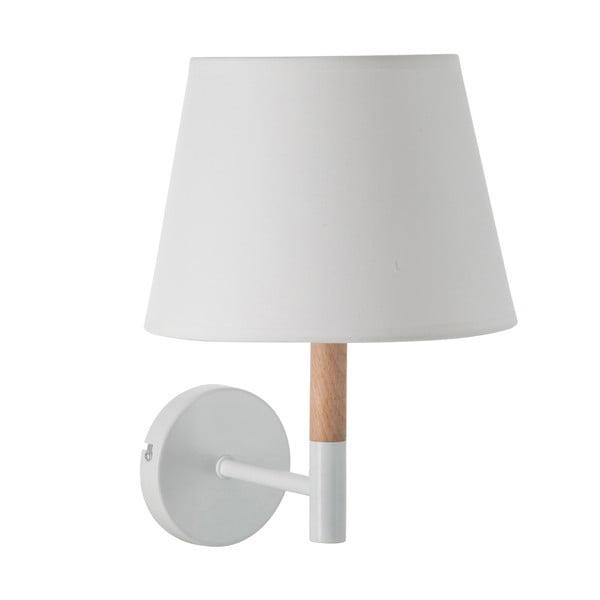 Lampa ścienna Vintage White