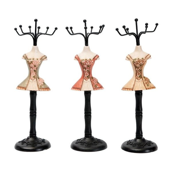 Zestaw 3 figurek Antic Line Rose Dress