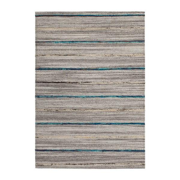 Niebieski dywan Evita, 160x230cm