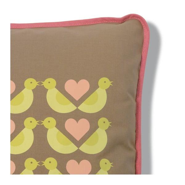 Poduszka z wypełnieniem Frida DReams, 40x40 cm