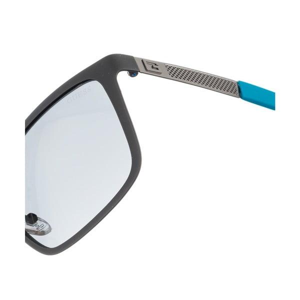 Męskie okulary przeciwsłoneczne Guess 842 Black Matte