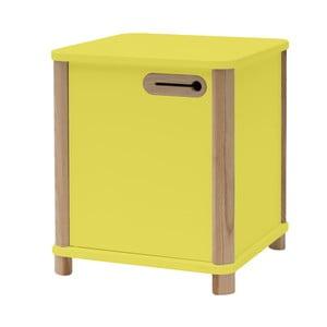 Żółta szafka Ragaba ASHME