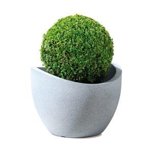 Donica ogrodowa Globe 50 cm, jasna