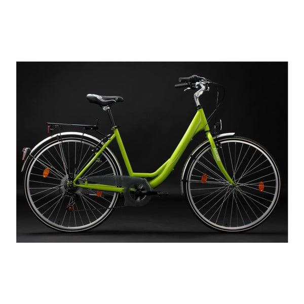 """Rower City Bike Milano Green 28"""", wysokość ramy 49 cm"""