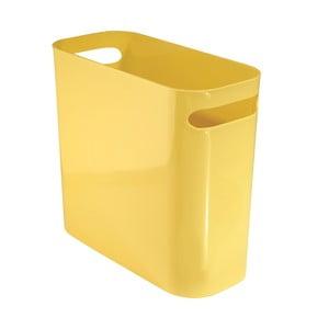 Pojemnik Una Yellow, 12x27 cm