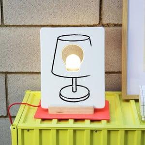Lampa do malowania