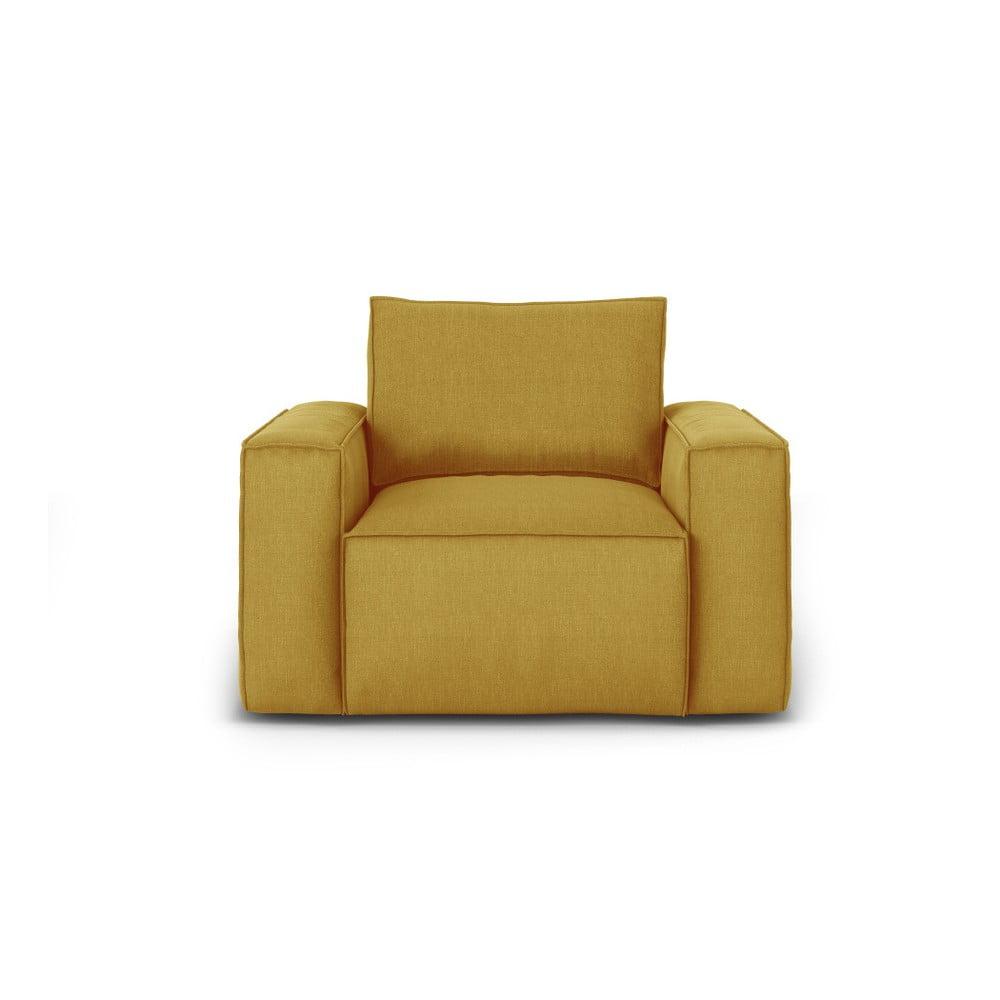 Żółty fotel Cosmopolitan Design Miami