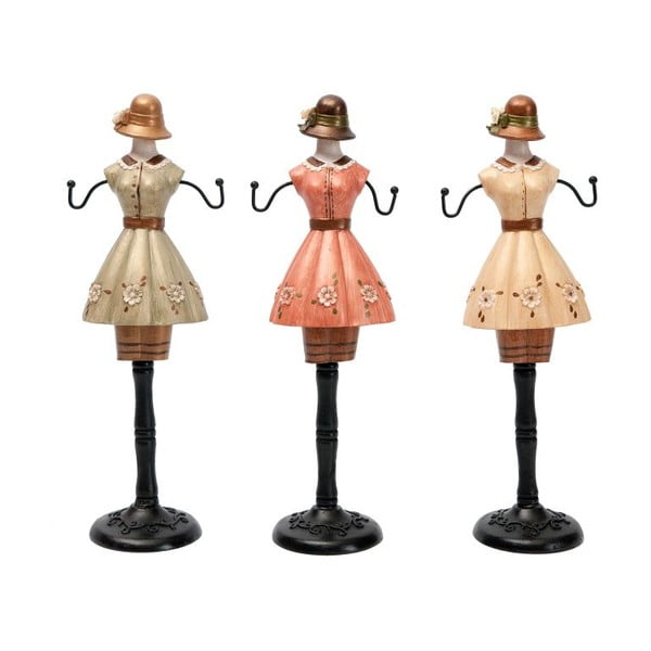 Zestaw 3 figurek Antic Line Ladies