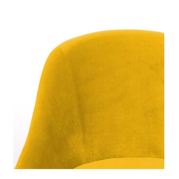 Fotel Herman Yellow