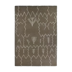 Brązowy dywan Calista Rugs Venice, 60 x 110 cm