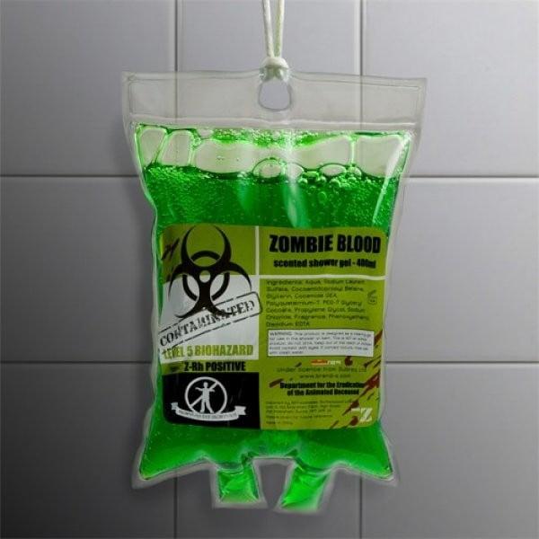 Żel pod prysznic Zombie