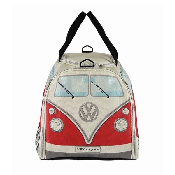 Torba podróżna VW Bus Red