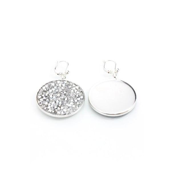Kolczyki z kryształami Swarovskiego Yasmine Donets
