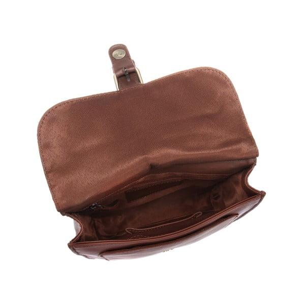 Damska torba skórzana Seraphina Whiskey