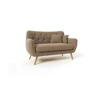 Dwuosobowa sofa Renne, beżowa