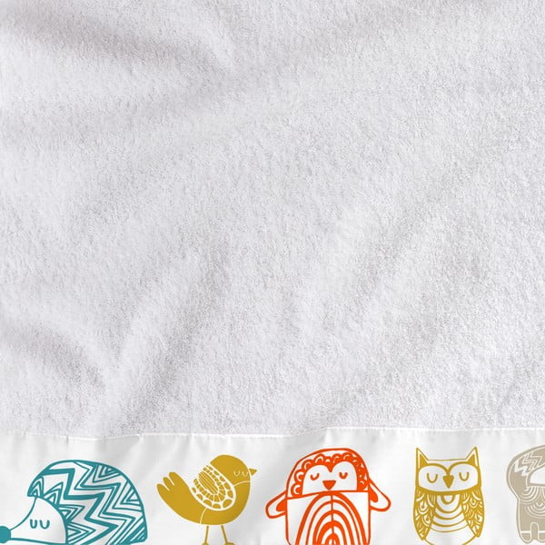 Zestaw 2 ręczników Teepee, 50x100 i 70x140 cm