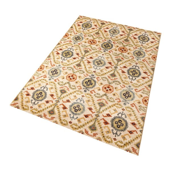 Beżowy dywan Mint Rugs Diamond Ornament, 133x195 cm