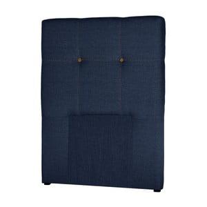 Granatowy zagłówek łóżka Stella Cadente Cosmos, 90x118 cm