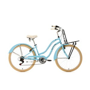 Rower Beachcruiser Cargo Blue, 26""