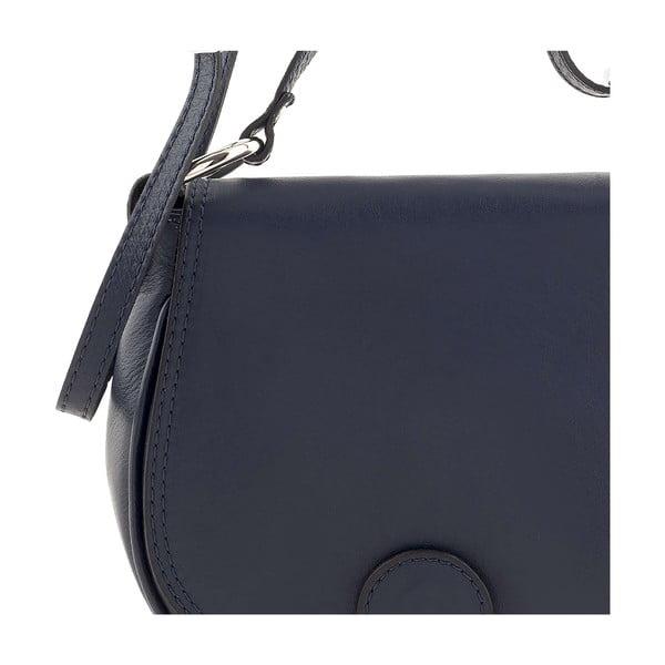 Skórzana torebka Minnie Blue