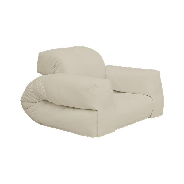 Fotel rozkładany Karup Design Hippo Beige