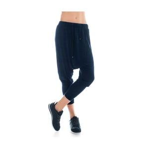 Spodnie dresowe baggy barwione indygo Lull Loungewear Queens, rozm.M