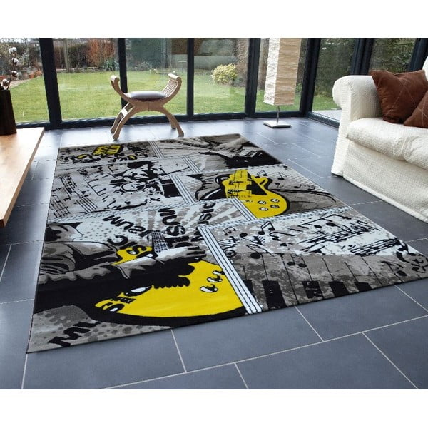 Dywan Flair Rugs Music Tour Multi, 160x230 cm