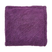 Pled Fleece Purple, 130x180 cm