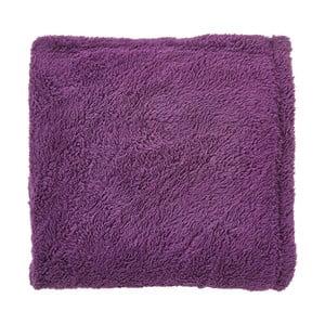 Pled Fleece Purple, 130x180 cm