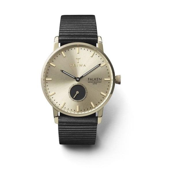 Zegarek ze skórzanym paskiem Triwa Ray Falken