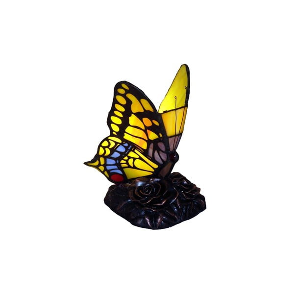 Lampka Tiffany Butterflies Glass