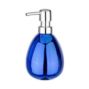 Dozownik do mydła Blue Metallic