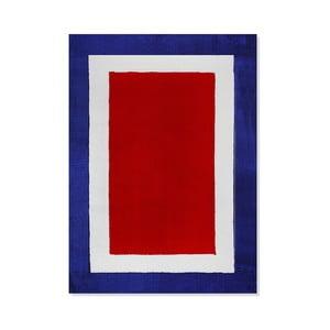 Dywan dziecięcy Mavis Blue and Red Mix, 100x150 cm