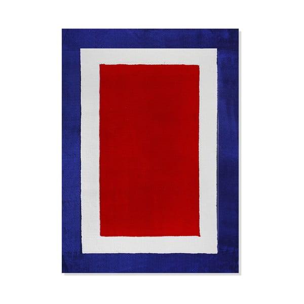 Dywan dziecięcy Mavis Blue and Red Mix, 120x180 cm