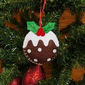 Ozdoba choinkowa Neviti Christmas Pudding