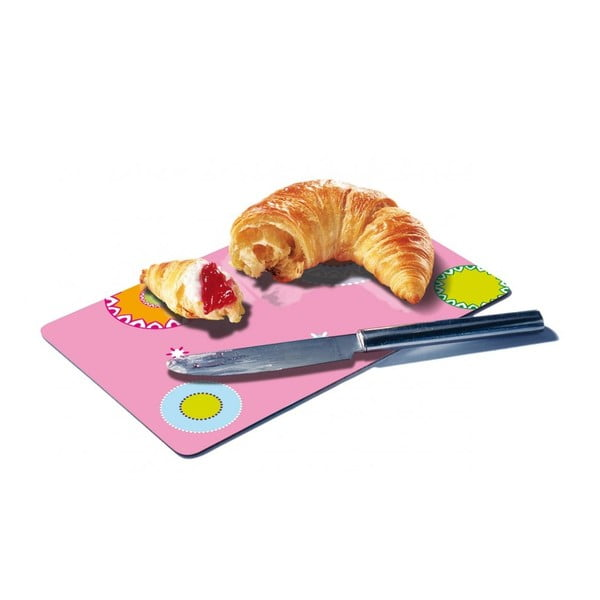 Deska śniadaniowa Maria Pink