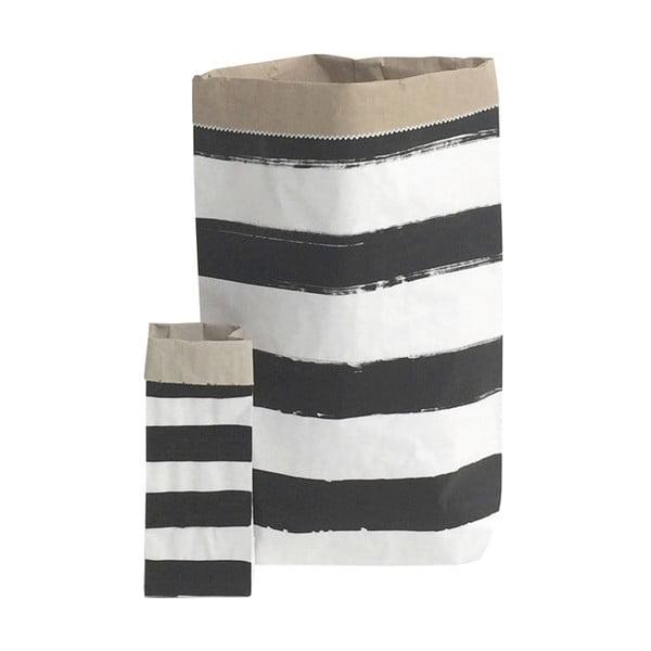 Torba   do przechowywania ThatWay Wide Striped, 53 cm