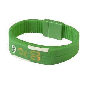 Zielony zegarek LED TINC Original