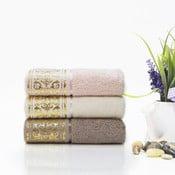 Zestaw 3 ręczników Eva, 30x50 cm
