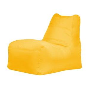 Żółty worek do siedzenia Sit and Chill Jolo