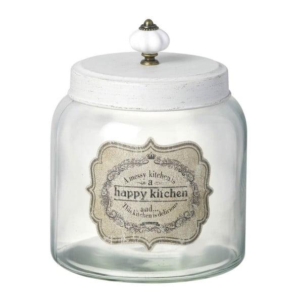 Pojemnik z wieczkiem Happy Kitchen, 20 cm