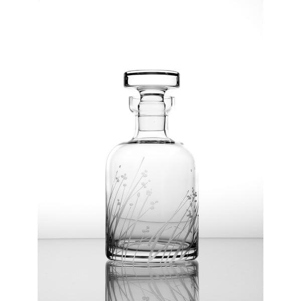 Zestaw do whisky z 2 szklankami  Len